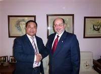 我商会常务理事何木标受邀出席中国发展高层论坛