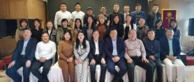 商会领导应邀参加北京济宁企业商会第九期儒家大讲堂活动