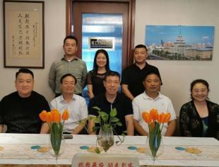 商会赴哈尔滨工业大学北京校友会联谊交流