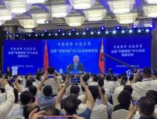刘鹤:创造良好环境 坚决支持中小企业发展