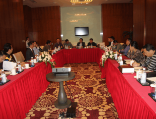 成都遂宁商会召开2012年度第一次理事会议