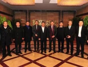 【会员新闻】商会常务副会长李晓东走访考察商会副会长单位--鲁冀管业
