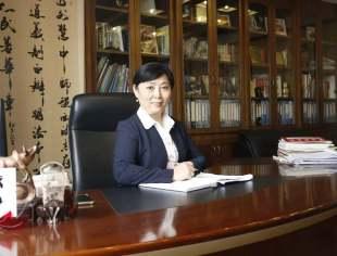 【重庆市江西商会】会员风采   常务会长 徐丽霞